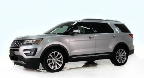 2017 Ford Explorer for sale at Houston Auto Credit in Houston TX