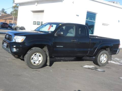 2012 Toyota Tacoma for sale at Price Auto Sales 2 in Concord NH