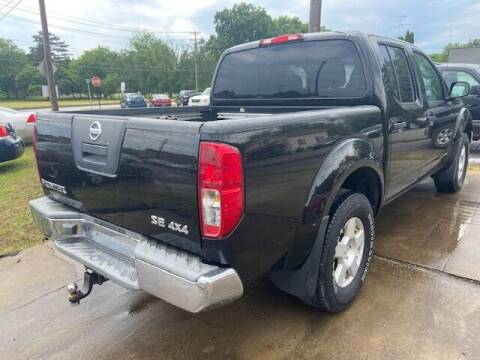 2006 Nissan Frontier for sale at English Autos in Grove City PA