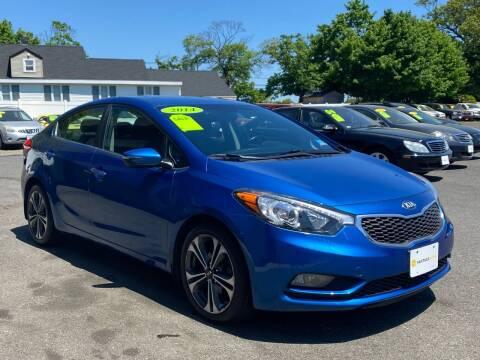 2014 Kia Forte for sale at Vantage Auto Group in Tinton Falls NJ