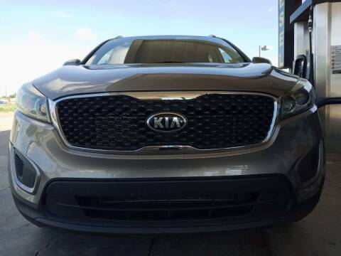 2016 Kia Sorento for sale at Auto Haus Imports in Grand Prairie TX
