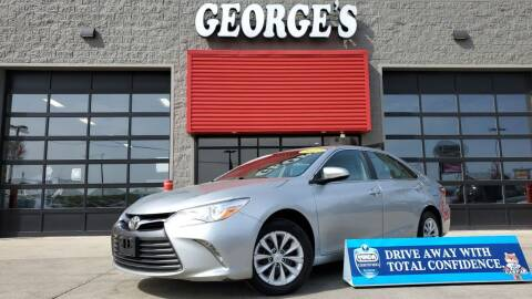 2017 Toyota Camry for sale at George's Used Cars - Pennsylvania & Allen in Brownstown MI