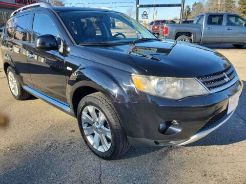 2008 Mitsubishi Outlander for sale at Extreme Auto Sales LLC. in Wautoma WI