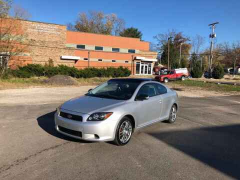 2008 Scion tC for sale at DILLON LAKE MOTORS LLC in Zanesville OH