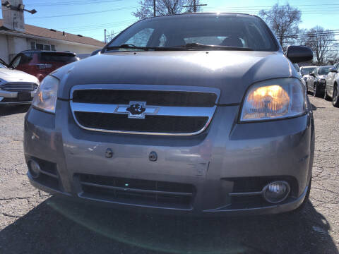 2011 Chevrolet Aveo for sale at All Starz Auto Center Inc in Redford MI