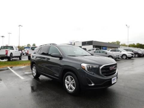 2018 GMC Terrain for sale at Radley Cadillac in Fredericksburg VA