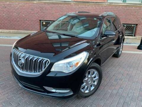 2013 Buick Enclave for sale at Euroasian Auto Inc in Wichita KS