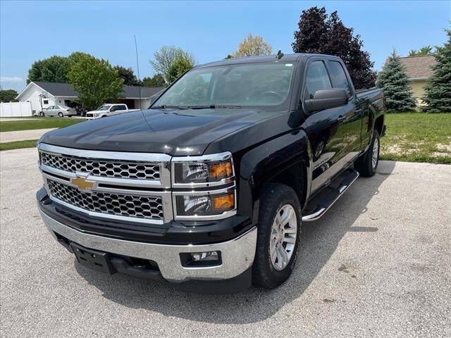 2014 Chevrolet Silverado 1500 for sale at Meyer Motors in Plymouth WI