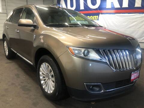 2012 Lincoln MKX for sale at Auto Rite in Cleveland OH