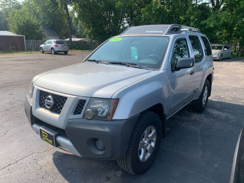 2011 Nissan Xterra for sale at PAPERLAND MOTORS - Fresh Inventory in Green Bay WI