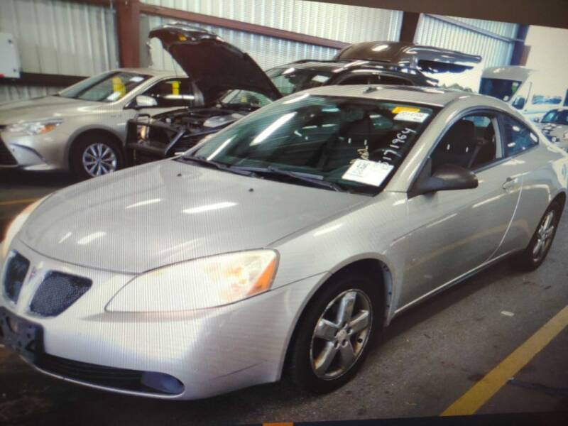 2008 Pontiac G6 for sale at Brick City Affordable Cars in Newark NJ