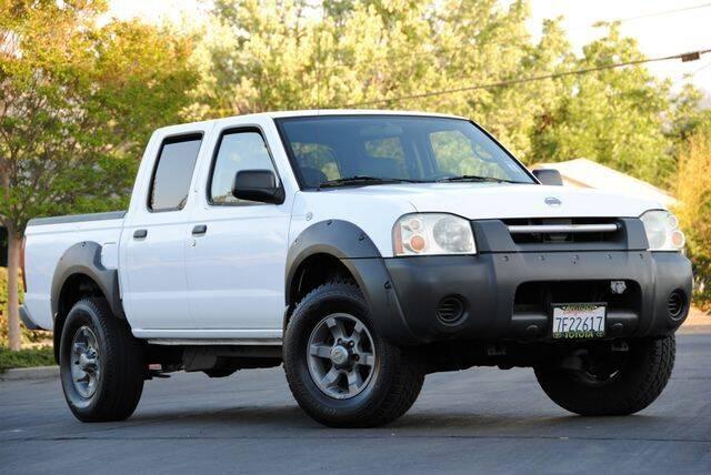 2003 Nissan Frontier for sale at VSTAR in Walnut Creek CA