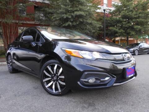 2015 Honda Civic for sale at H & R Auto in Arlington VA