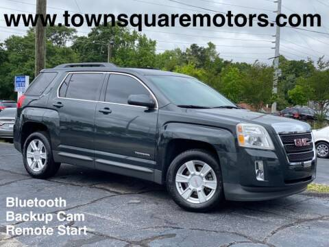 2013 GMC Terrain for sale at Town Square Motors in Lawrenceville GA