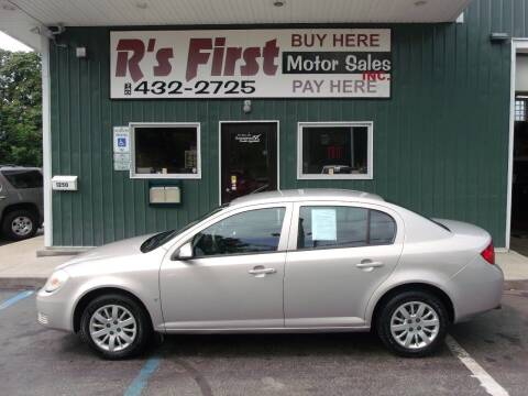 2009 Chevrolet Cobalt for sale at R's First Motor Sales Inc in Cambridge OH