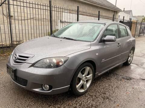 2006 Mazda MAZDA3 for sale at Western Star Auto Sales in Chicago IL
