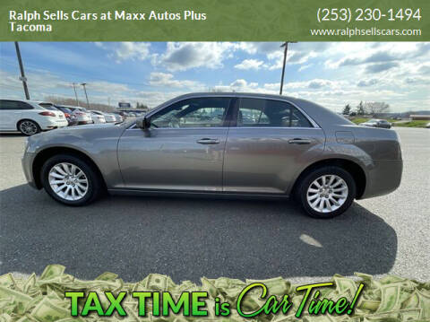 2011 Chrysler 300 for sale at Ralph Sells Cars at Maxx Autos Plus Tacoma in Tacoma WA