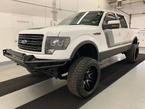 2014 Ford F-150 for sale at TOWNE AUTO BROKERS in Virginia Beach VA