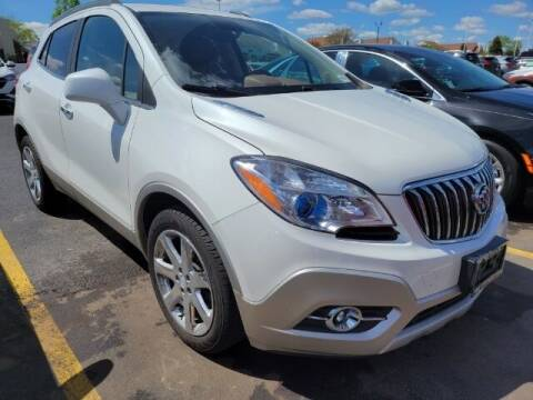 2013 Buick Encore for sale at Rizza Buick GMC Cadillac in Tinley Park IL