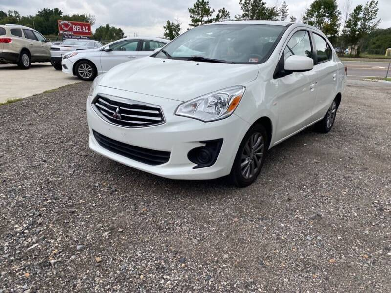 2018 Mitsubishi Mirage G4 for sale at Complete Auto Credit in Moyock NC