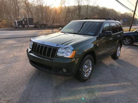 2009 Jeep Grand Cherokee for sale at Car Factory of Latrobe in Latrobe PA
