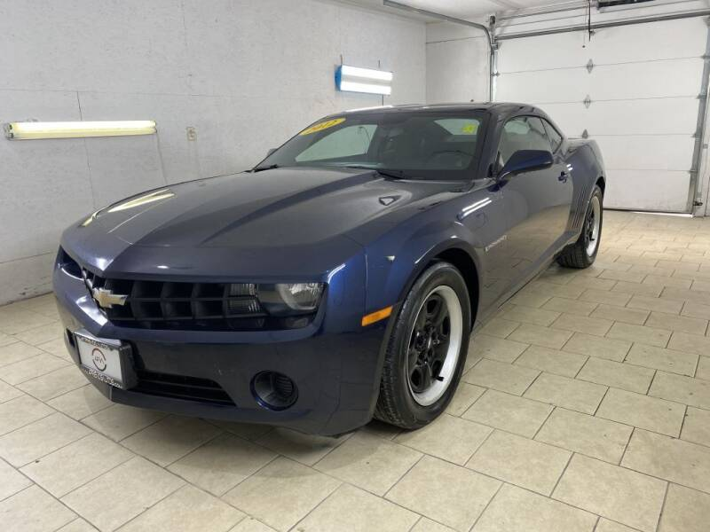 2012 Chevrolet Camaro for sale at 4 Friends Auto Sales LLC in Indianapolis IN