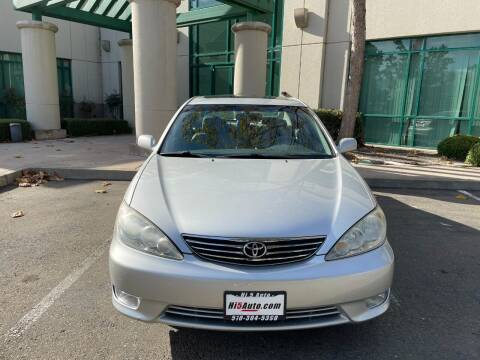 2006 Toyota Camry for sale at Hi5 Auto in Fremont CA