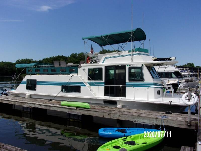 1995 Harbor Master 460 Wide Body for sale at Toy Flip LLC in Cascade IA