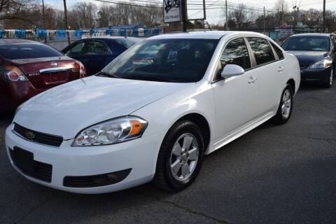 2010 Chevrolet Impala for sale at Victory Auto Sales in Randleman NC