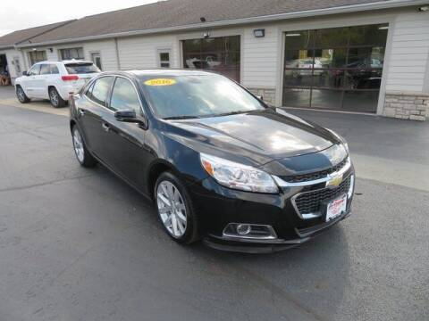 2016 Chevrolet Malibu Limited for sale at Tri-County Pre-Owned Superstore in Reynoldsburg OH