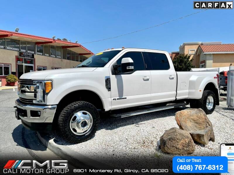 2017 Ford F-350 Super Duty for sale at Cali Motor Group in Gilroy CA