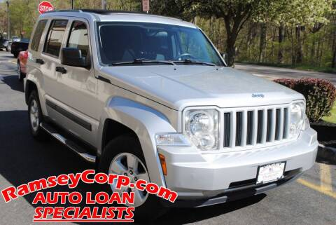 2011 Jeep Liberty for sale at Ramsey Corp. in West Milford NJ