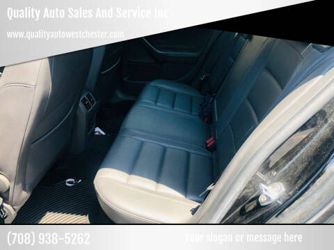 2007 Volkswagen Jetta for sale at Quality Auto Sales And Service Inc in Westchester IL