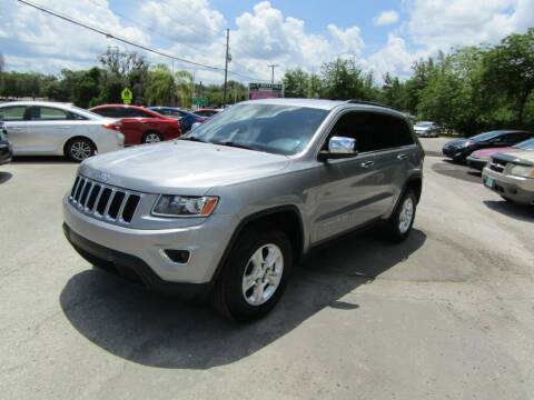2014 Jeep Grand Cherokee for sale at S & T Motors in Hernando FL