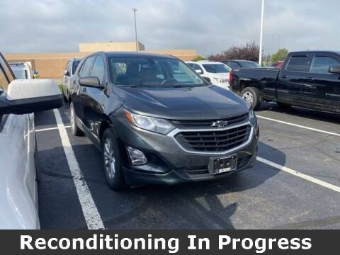2019 Chevrolet Equinox for sale at Jeff Drennen GM Superstore in Zanesville OH