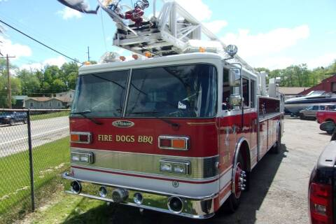 1978 Ladder Chief Fire Truck for sale at JEFF MILLENNIUM USED CARS in Canton OH
