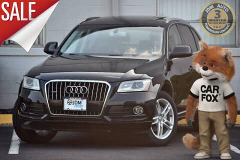 2013 Audi Q5 for sale at JDM Auto in Fredericksburg VA