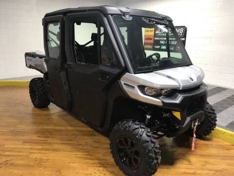 2021 Can-Am Defender MAX Limited HD10 for sale at Lipscomb Powersports in Wichita Falls TX