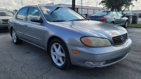 2003 Infiniti I35 for sale at Tri City Auto Mart in Lexington KY