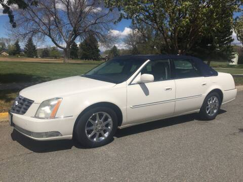 2010 Cadillac DTS for sale at Kevs Auto Sales in Helena MT