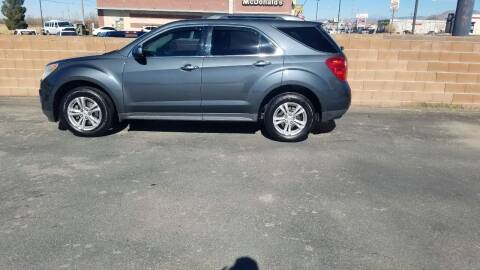 2010 Chevrolet Equinox for sale at Ryan Richardson Motor Company in Alamogordo NM