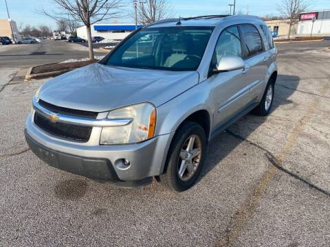 2006 Chevrolet Equinox for sale at TKP Auto Sales in Eastlake OH
