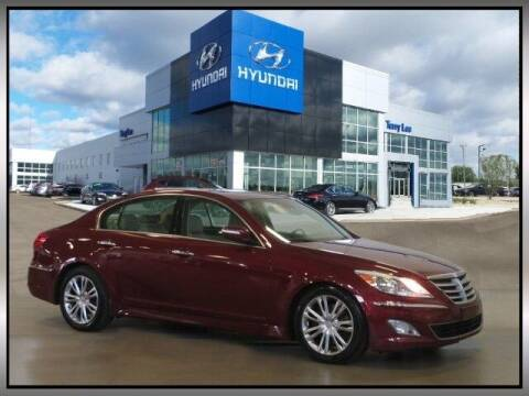 2012 Hyundai Genesis for sale at Terry Lee Hyundai in Noblesville IN