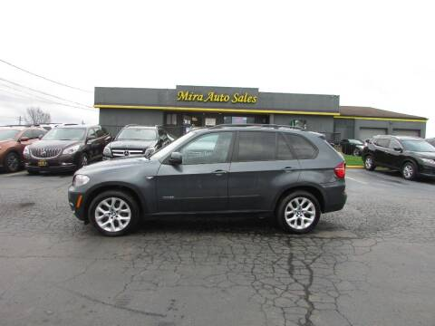 2011 BMW X5 for sale at MIRA AUTO SALES in Cincinnati OH