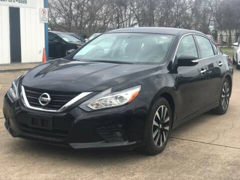 2018 Nissan Altima for sale at Discount Auto Company in Houston TX