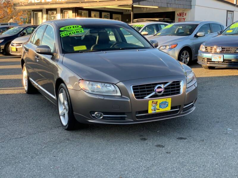 2010 Volvo S80 for sale at Milford Auto Mall in Milford MA