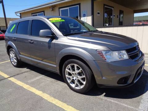 2013 Dodge Journey for sale at BBL Auto Sales in Yakima WA