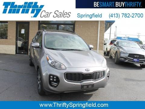 2018 Kia Sportage for sale at Thrifty Car Sales Springfield in Springfield MA
