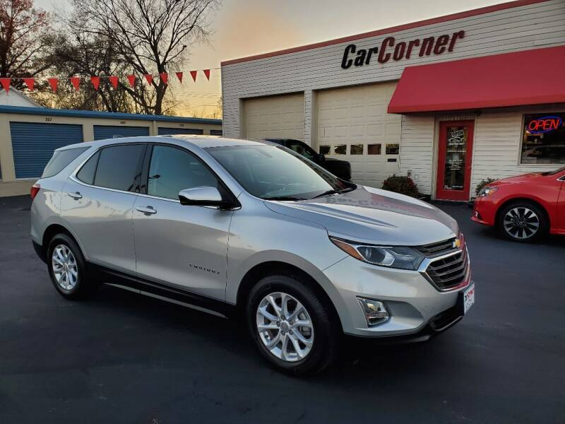 2018 Chevrolet Equinox for sale at Car Corner in Mexico MO