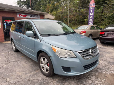 2010 Volkswagen Routan for sale at Doctor Auto in Cecil PA